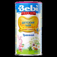 Детский чай Bebi Premium травяной, инстантный, с 6 месяцев, 200 гр