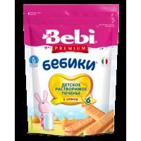 Детское печенье Bebi Premium 6 злаков, с 6 месяцев, 115 гр