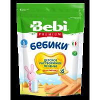 Детское печенье Bebi Premium без глютена, с 6 месяцев, 170 гр