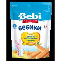 Детское печенье Bebi Premium пшеничное, с 6 месяцев, 115 гр