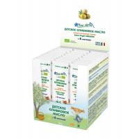 Детское оливковое масло Fleur Alpine, с 6 месяцев, 10 мл
