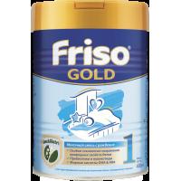 Молочная смесь Friso Gold 1, 0-6 мес., 400 гр.