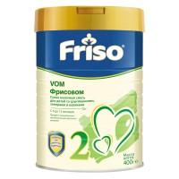 Молочная смесь Friso VOM 2, 6-12 мес., 400 гр.