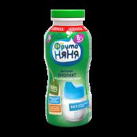 ФрутоНяня Биолакт без сахара, с 8 месяцев, 200 гр
