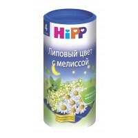 HIPP Чай липовый цвет с мелиссой, с 4 месяцев, 200 гр
