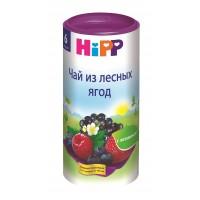 HIPP Чай из лесных ягод, с 6 месяцев, 200 гр
