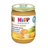 HIPP Зерновая каша с фруктами, с 6 месяцев, 190 гр