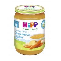 HIPP Овощной крем-суп с индейкой, с 6 месяцев, 190 гр