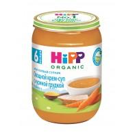 HIPP Овощной крем-суп с куриной грудкой, с 6 месяцев, 190 гр