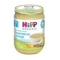 HIPP Овощной крем-суп с цыпленком, с 7 месяцев, 190 гр