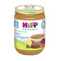 HIPP Борщ с говядиной, с 8 месяцев, 190 гр