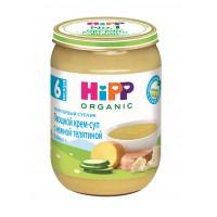 HIPP Овощной крем-суп с нежной телятиной, с 6 месяцев, 190 гр