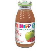 HIPP Сок яблочно-шиповниковый, с 5 месяцев, 200 мл