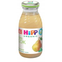 HIPP Сок грушевый, с 4 месяцев, 200 мл