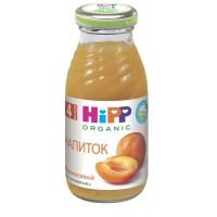 HIPP Напиток абрикосовый, с 4 месяцев, 200 мл