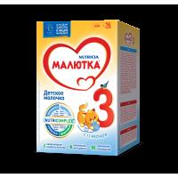Детское молочко Малютка 3, с 12 месяцев, 600 гр