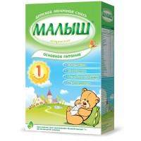 Смесь молочная сухая Малыш Истринский 1, с рождения, 350 гр