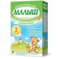 Смесь молочная сухая Малыш Истринский 2, с 6 месяцев, 350 гр