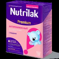 Смесь Nutrilak Premium Антирефлюксный, с рождения, 350 гр.