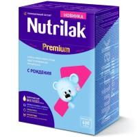 Молочная смесь Nutrilak Premium 1, 0-6 мес., 600 гр.