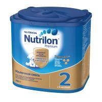 Смесь молочная Nutrilon Premium 2, с 6 месяцев, 400 гр