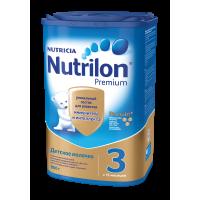 Детское молочко Nutrilon Premium 3, с 12 месяцев, 800 гр