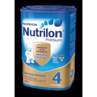 Детское молочко Nutrilon Premium 4, с 18 месяцев, 800 гр