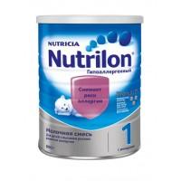 Смесь молочная Nutrilon Гипоаллергенный 1, с рождения, 800 гр