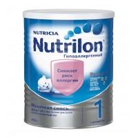 Смесь молочная Nutrilon Гипоаллергенный 1, с рождения, 400 гр