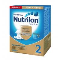 Смесь молочная Nutrilon Premium 2, с 6 месяцев, 1200 гр