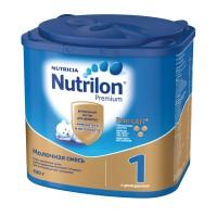 Смесь молочная Nutrilon Premium 1, с рождения, 400 гр