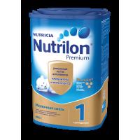 Смесь молочная Nutrilon Premium 1, с рождения, 800 гр